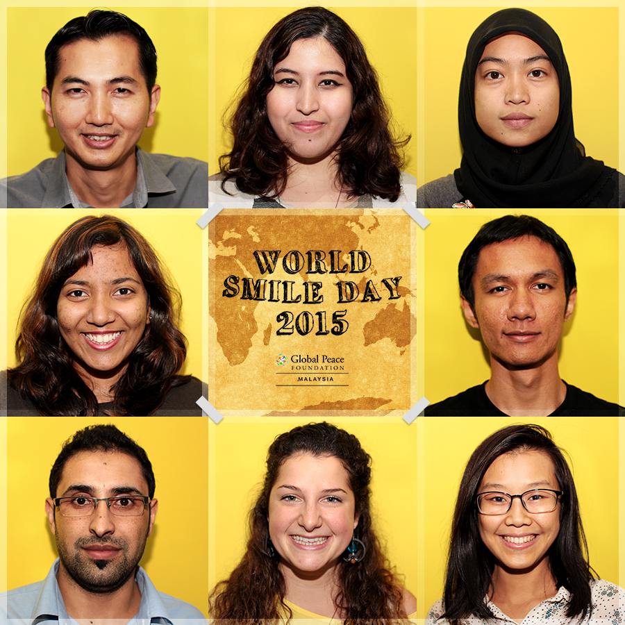 World Smile Day 2016_Staff