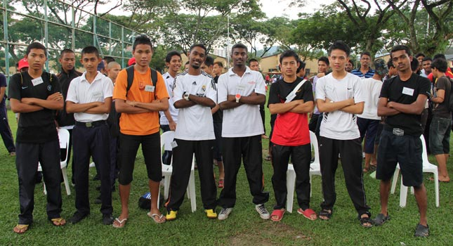 The Asian Football Confederation's Midnight Football program COURTESY AFC