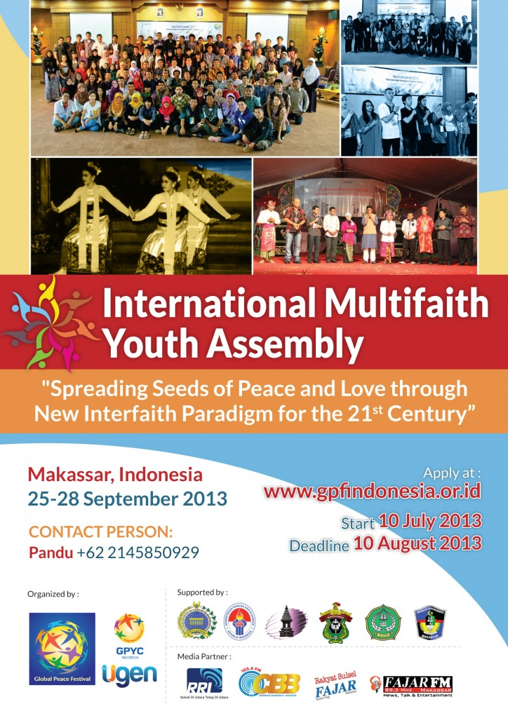 International Multi-faith Youth Assembly