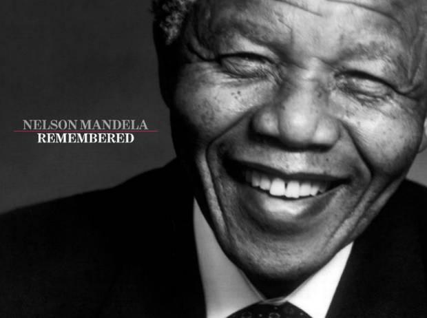 I am Mandela
