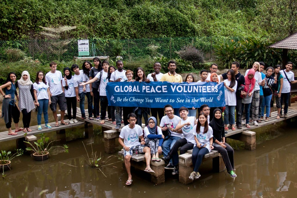 Global Peace, volunteer