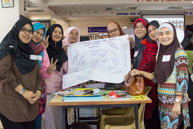 Global Peace ~ Character Creativity Initiative - SMK Seri Sentosa