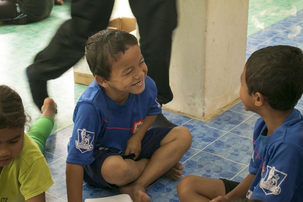 Kids of Ulu Geroh