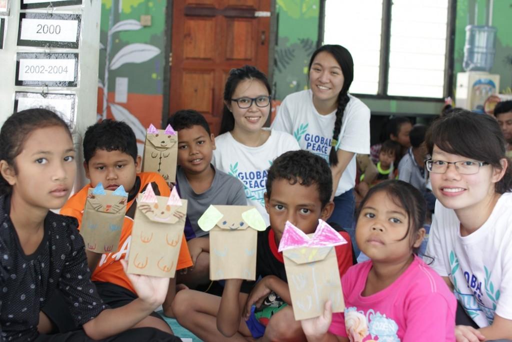 gpf volunteer in gopeng