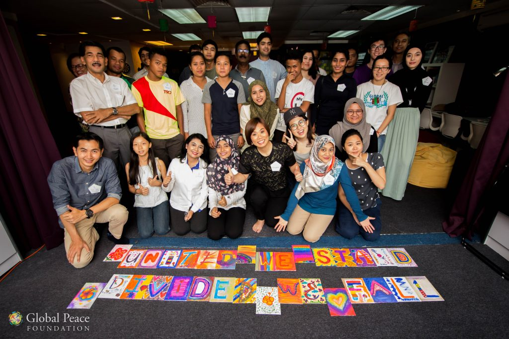 Painting our malaysian dream