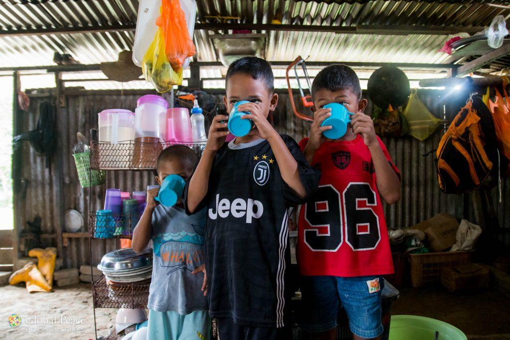 Children of Hulu Chemperuh
