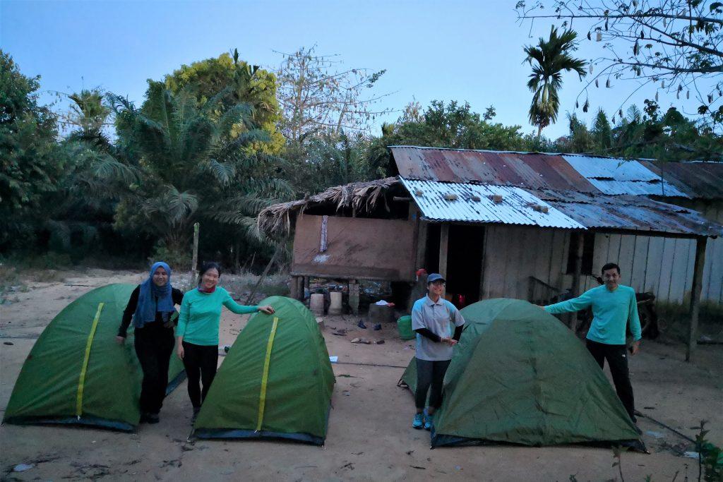 camping at gopeng
