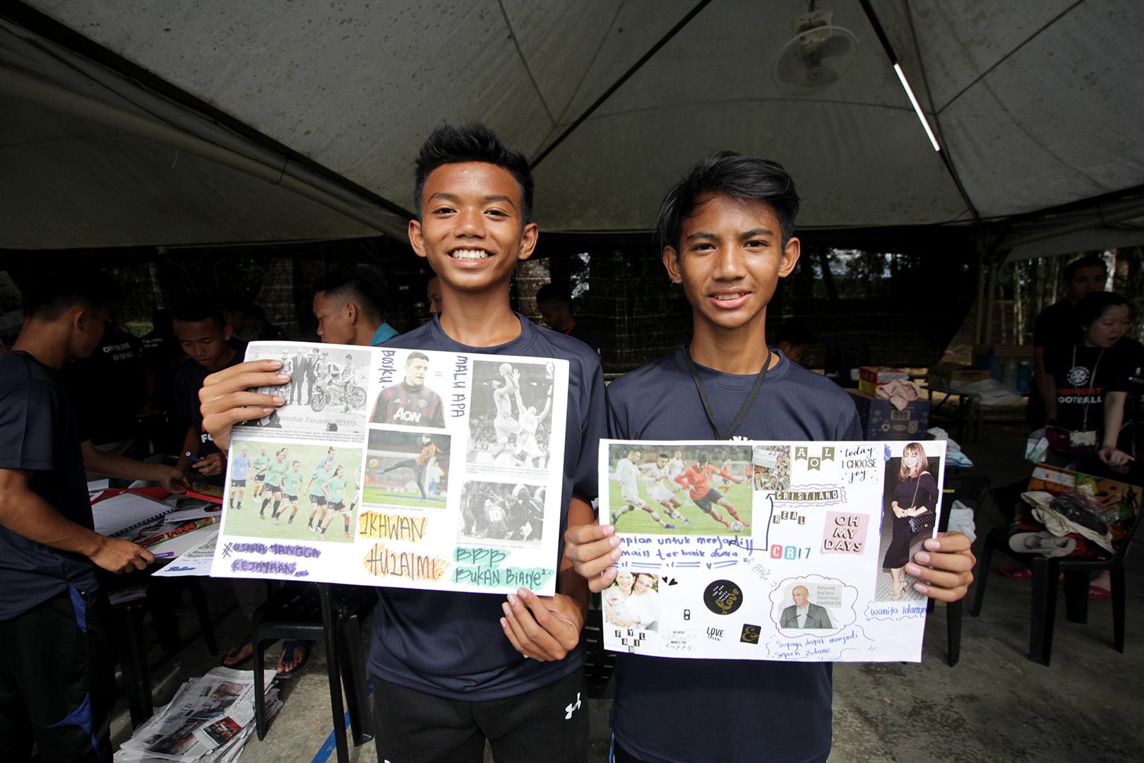 Midnight Football   Global Peace Foundation Malaysia