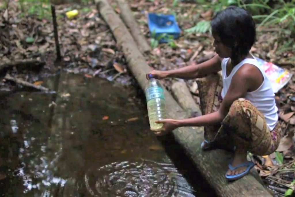 plight of orang asli women