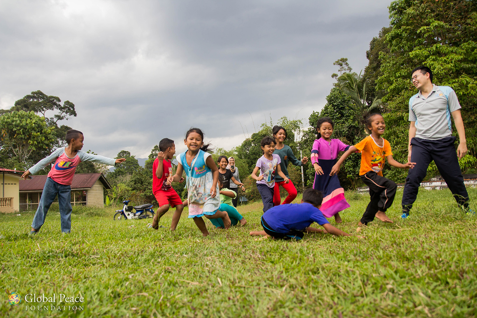 Youth Empowerment | Global Peace Foundation Malaysia